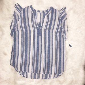 NWT Old Navy linen & Cotton tip size XL